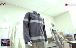 Quần áo có tác dụng phòng chống tai nạn