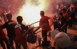 Cựu Thủ tướng Malaysia Mahathir Mohamed bị tấn công
