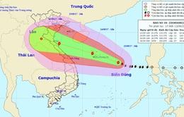 Thủ tướng yêu cầu ứng phó khẩn cấp bão số 10