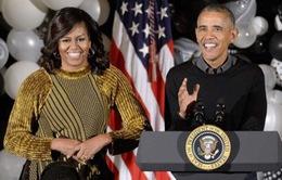 Nhà Obama có thể kiếm hơn 200 triệu USD trong 15 năm tới