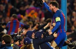 Barcelona chính thức nhận án phạt sau chiến thắng trước PSG