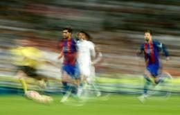Barca chạy nhiều hơn Real 7 km, Pique nhanh nhất trận El Clasico