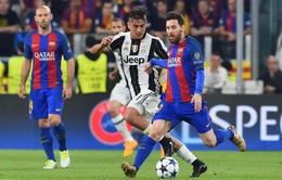 Rạng sáng mai (13/9), vòng bảng Champions League khởi tranh: Barca đại chiến Juve, Man Utd trở lại