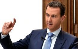 Tổng thống Syria bác bỏ cáo buộc tấn công bằng vũ khí hóa học