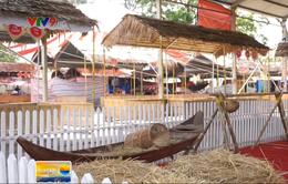 Chuẩn bị khai mạc Lễ hội Bánh dân gian Nam Bộ
