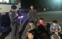 Thái Lan trục xuất 10 người Việt bị bắt tại Khỏn Kèn
