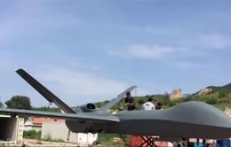 Trung Quốc thử nghiệm máy bay không người lái