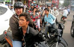 Gia tăng nạn cướp giật tại TP.HCM