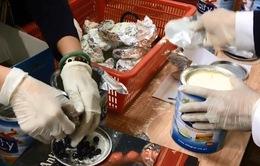Thu giữ nhiều sản phẩm làm từ ngà voi tại Tân Sơn Nhất