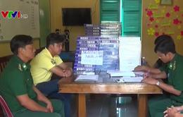 Kiên Giang bắt giữ gần 500 cây thuốc lá ngoại