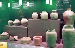 Khảo cổ Việt Nam được trưng bày tại Triển lãm báu vật Đức