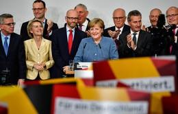 Bầu cử Quốc hội Đức: Đảng Dân chủ Thiên chúa giáo giành chiến thắng