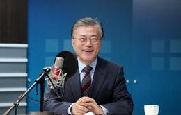 Bầu cử Tổng thống Hàn Quốc: Ông Moon Jae-in tiếp tục dẫn đầu trong thăm dò dư luận