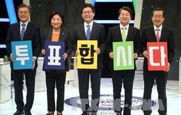 Cử tri Hàn Quốc đặt hy vọng vào cuộc bầu cử Tổng thống
