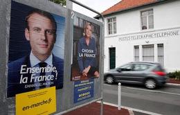 47 triệu cử tri Pháp đi bầu cử Tổng thống vòng 2