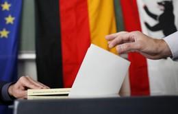 Bầu cử Đức qua những con số