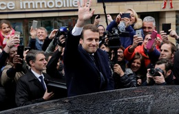 Gay cấn cuộc bầu cử Tổng thống Pháp
