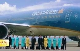 Vietnam Airlines lọt top 10 hãng hàng không tốt nhất thế giới