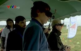 Thú vị cuộc đua thiết bị bay tự chế tại Belarus