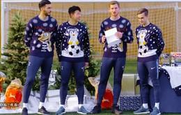 Những hoạt động mừng giáng sinh của các CLB bóng đá
