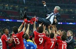HLV Jupp Heynckes lập kỷ lục tại Champions League