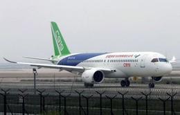 Máy bay đầu tiên do Trung Quốc sản xuất bay thử nghiệm thành công