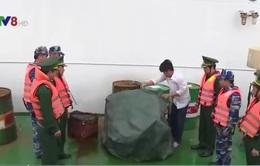 Thừa Thiên - Huế: Bắt tàu vận chuyển hơn 2.000 tấn than cám trái phép