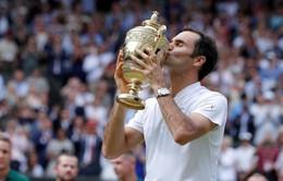 Federer - Nhân vật thể thao năm 2017 của BBC