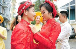 """Ngắm ảnh ăn hỏi độc đáo của """"hot boy"""" TDDC Phạm Phước Hưng"""