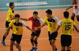 ĐT bóng chuyền nam quốc gia hướng tới SEA Games 29
