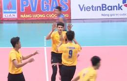 Sanet Khánh Hoà lần thứ 3 liên tiếp vào chung kết giải bóng chuyền VĐQG