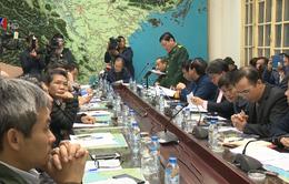 Bà Rịa Vũng Tàu - Cà Mau cần hoàn thành di dân khỏi vùng xung yếu trước 12h ngày 25/12