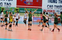 VTV Bình Điền Long An vào chung kết bóng chuyền VĐQG 2017