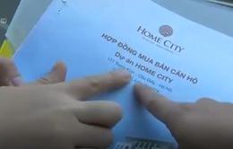 Vì sao hàng trăm hộ dân tại dự án Home City bức xúc?