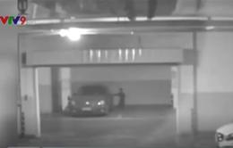 Trung Quốc: Cậu bé 6 tuổi lén lấy chìa khóa lái xe hơi