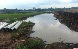 TP.HCM: Lọt hố công trình đầy nước mưa, bé gái 8 tuổi chết thảm