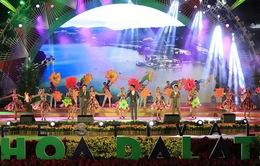 Bế mạc Festival Hoa Đà Lạt lần thứ VII