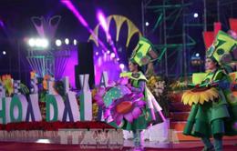 Festival hoa Đà Lạt 2017 thu hút gần 500.000 khách thưởng ngoạn