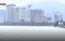 Bê tông hóa không gian biển Nha Trang