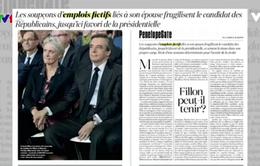 Ứng cử viên Tổng thống Pháp bị nghi biển thủ công quỹ - Đề tài nổi bật trên các báo