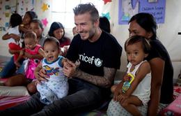 Hoạt động từ thiện của David Beckham bị chỉ trích