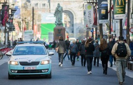 Bỉ điều tra vụ lao xe vào đám đông