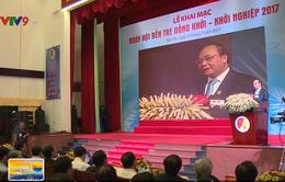 Bến Tre Đồng Khởi - Khởi nghiệp 2017: Cơ hội để doanh nghiệp phát triển