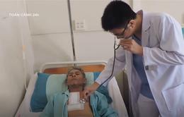 Cứu sống một bệnh nhân vỡ tim do tai nạn giao thông