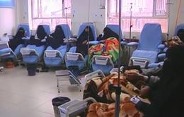 Yemen thiếu thuốc điều trị cho bệnh nhân ung thư