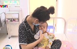 Cần tiêm phòng để trẻ tránh mắc bệnh sởi
