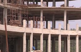 Lạng Sơn: Đầu tư nghìn tỷ đồng xây bệnh viện gần 7 năm chưa xong