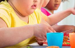 Tỷ lệ trẻ béo phì tăng gấp 10 lần trong 4 thập kỷ qua