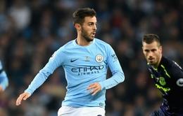 HLV Guardiola nhận tin vui nơi hàng tiền vệ của Man City