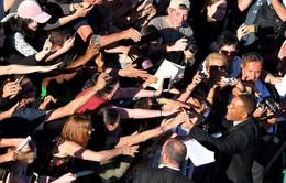 Will Smith từng lưỡng lự khi được mời làm giám khảo Cannes 2017